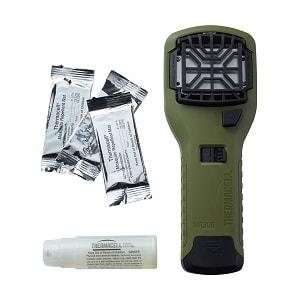 Фумигатор + пластины Thermacell MR-300 Repeller