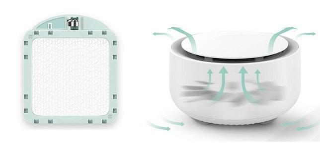 Фумигатор + пластины Xiaomi MiJia Mosquito Repellent