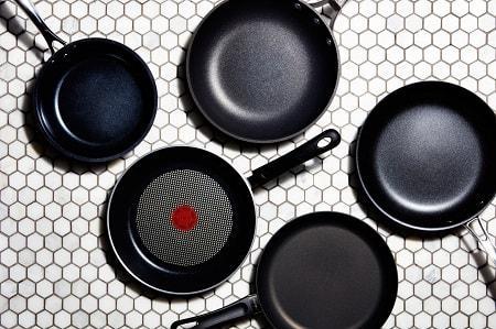 Лучшие безопасные сковороды с антипригарным покрытием по отзывам