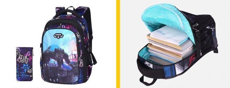 Школьный рюкзак Эдисона