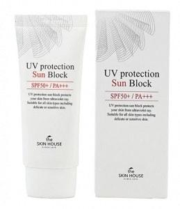 The Skin House UV Protection Sun Block SPF 50+
