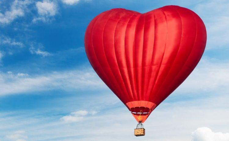 Полёт на воздушном шаре