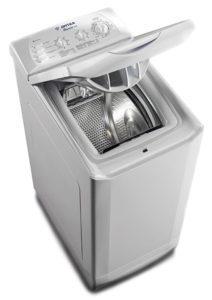 Вертикальная стиральная машинка