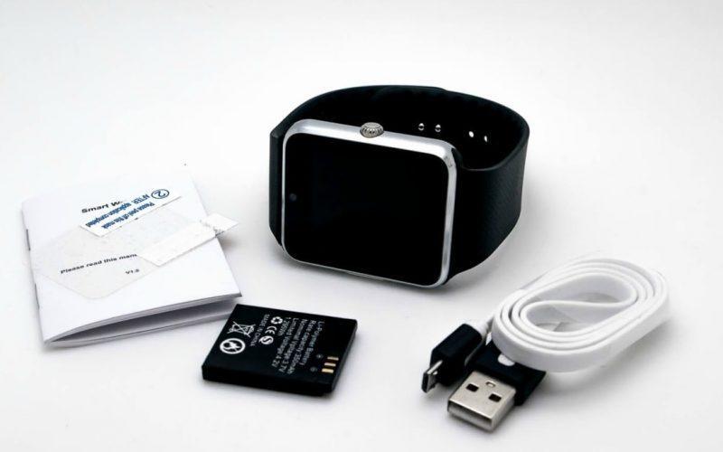 Умные часы GT08 Smart Watch - обзор, сравнение, отзывы, цена