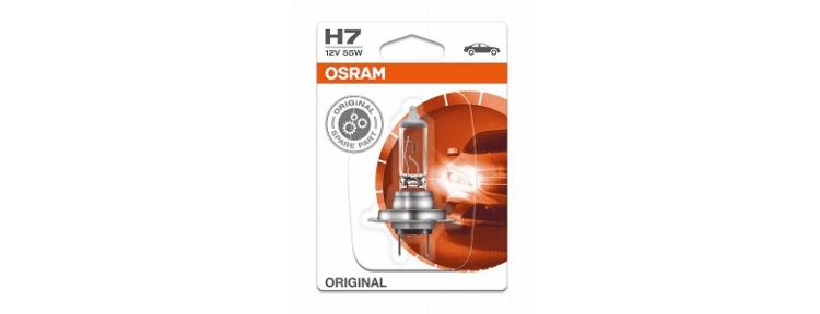 Osram Original Line H7 - рейтинг, отзывы, фото, цена